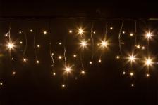 BRIGHTLED Icicle LED light 3x0,5м  (гирлянда бахрома) 114LED