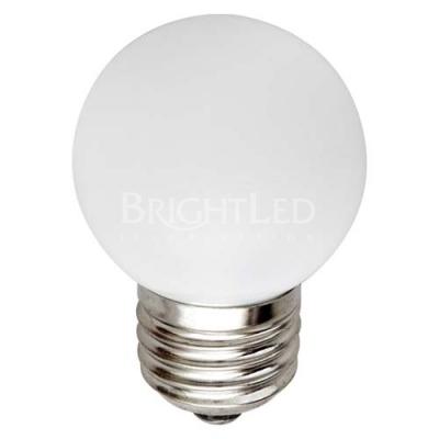 BRIGHTLED Lamp G45 (Лампа светодиодная) 3LED SMD E27