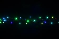 BRIGHTLED String RGB LED light 10м (гирлянда rgb нить) 100LED RGB