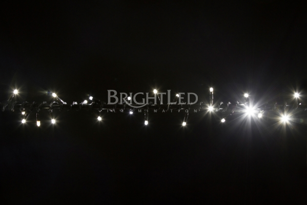 BRIGHTLED String LED light TOTAL FLASH 8м (гирлянда нить флеш) 80FLASH LED